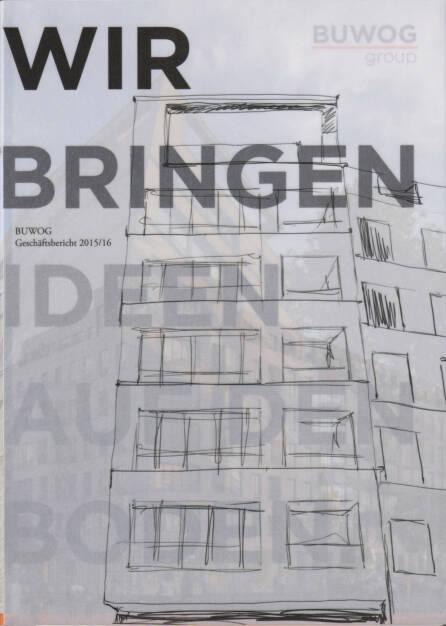 Buwog Geschäftsbericht 2015/16 - http://boerse-social.com/companyreports/show/buwog_geschaftsbericht_201516 (30.09.2016)