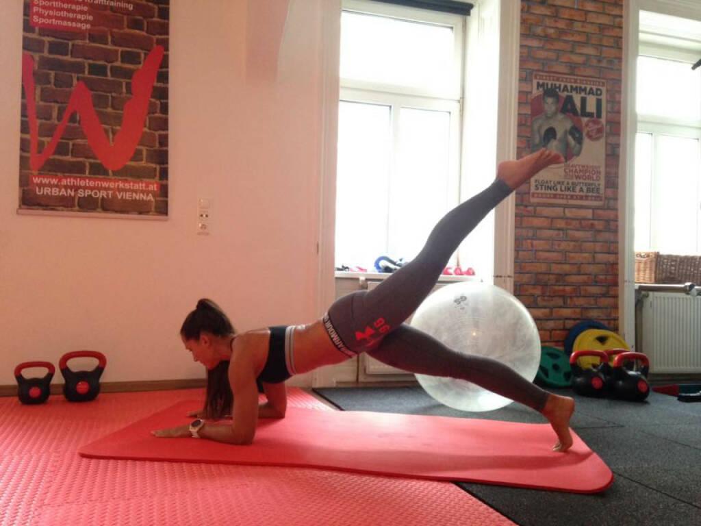 Monika Kalbacher, workout, Athletenwerkstatt (30.09.2016)