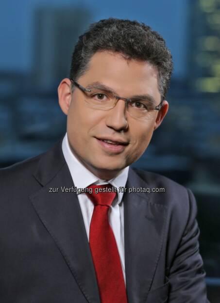 Gregor Hofstätter-Pobst : Neuer Chief Financial Officer (CFO) der Bank Austria : Fotocredit: Bank Austria, © Aussender (03.10.2016)