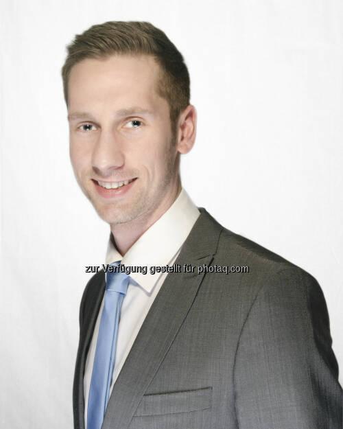 Daniel Horak, Geschäftsführer Conda Unternehmensberatungs-Gmbh: Über seine Crowdinvesting-Plattform http://www.conda.at sucht u.a. evntogram nach Investoren © Conda (26.04.2013)