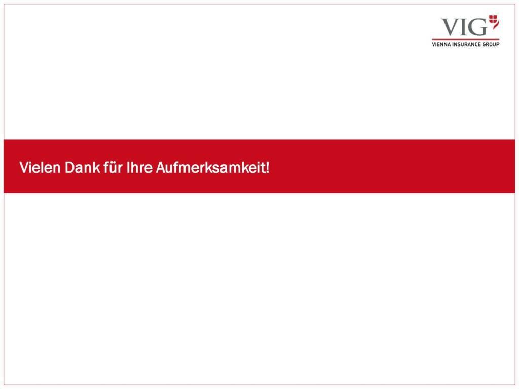 Vienna Insurance Group - Danke (03.10.2016)