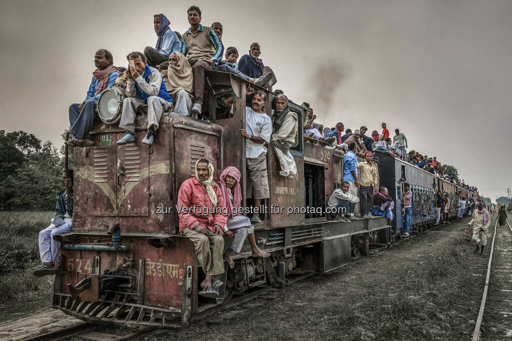 "China, On the way : Hartlauer Fotogalerie ""Unterwegs"" : Die neue Ausstellung widmet sich ab 7. Oktober der Reisefotografie : Fotocredit: Chen Jianqiang, © Aussendung (04.10.2016)"