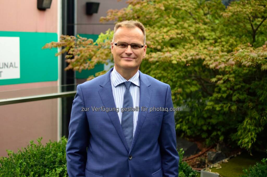 Martin Hehemann übernimmt Leitung Corporate Communications bei Kommunalkredit Austria : Fotocredit: Kommunalkredit, © Aussender (04.10.2016)