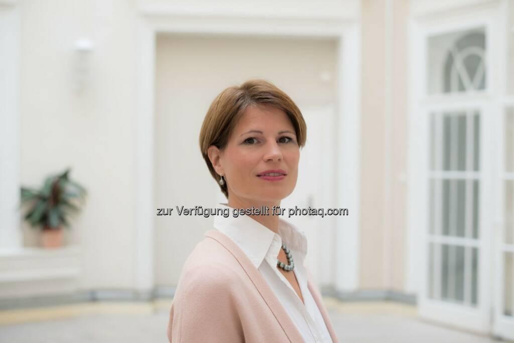 Monika Vögele (Juristin) übernimmt ab Oktober die Führung des Verbandes der österreichischen Arzneimittelvollgroßhändler Phago: Fotocredit: Phago, © Aussender (04.10.2016)