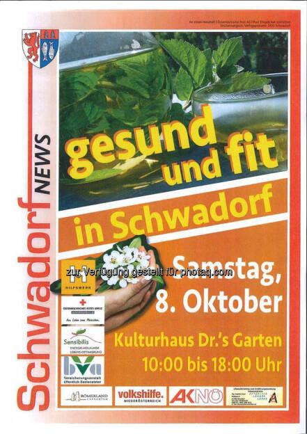 gesund und fit in Schwadorf (05.10.2016)