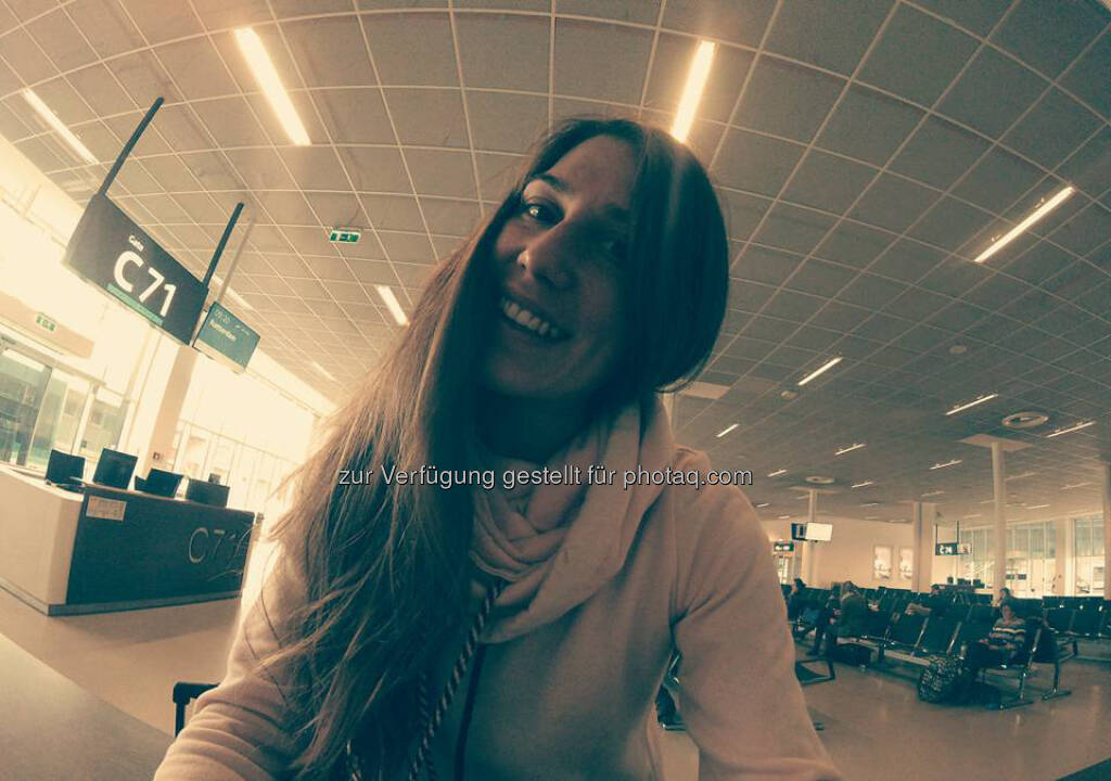 Melanie Raidl, Flughafen Wien, © Melanie Raidl (05.10.2016)