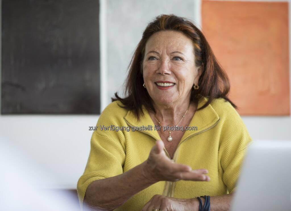 Renate Magerle : Neue Präsidentin von Soroptimist Austria setzt auf Female Empowerment : Fotocredit: Mag.a Renate Magerle, © Aussender (05.10.2016)