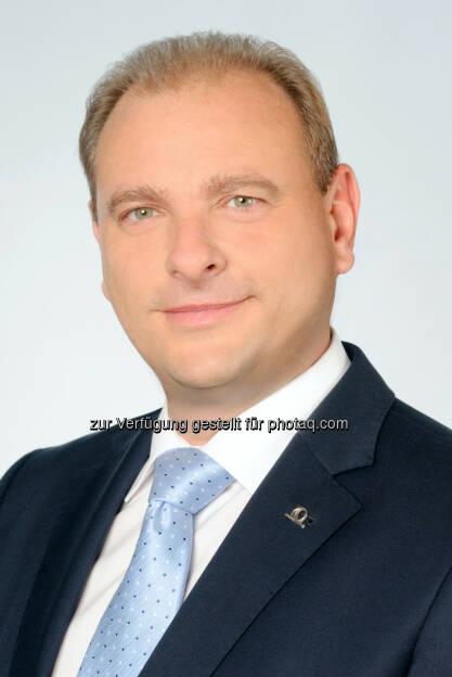 Hans Christian Schwarz : Ab 1.1.2017 Landesdirektor Uniqa Oberösterreich : Fotocredit: Uniqa, © Aussender (06.10.2016)