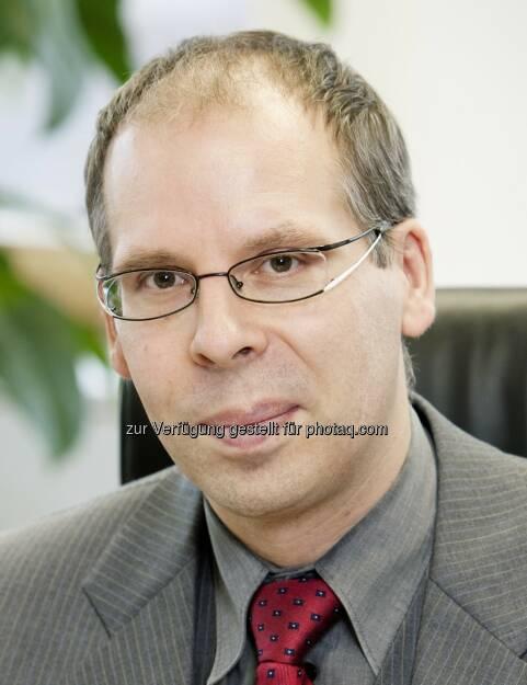Thomas Neumann : Ab 1.11.2016 neuer Generaldirektor-Stv. der Sozialversicherungsanstalt der gewerblichen Wirtschaft : Fotocredit: SVA, © Aussender (06.10.2016)