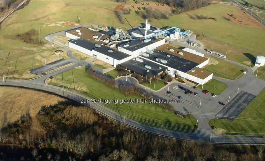 Werk, Clarksville, Tennessee: Verstraete IML eröffnet Werk in den USA : Fotocredit: Constantia Flexibles, © Aussendung (07.10.2016)