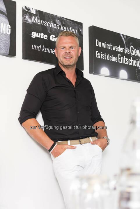 Michael Poot (CEO) : Travel Partner eröffnet Berlin-Büro : Fotocredit: Travel Partner