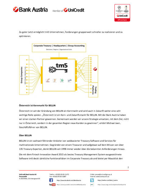 Bank Austria: Kooperation Bellin, Seite 2/3, komplettes Dokument unter http://boerse-social.com/static/uploads/file_1885_bank_austria_kooperation_bellin.pdf (10.10.2016)