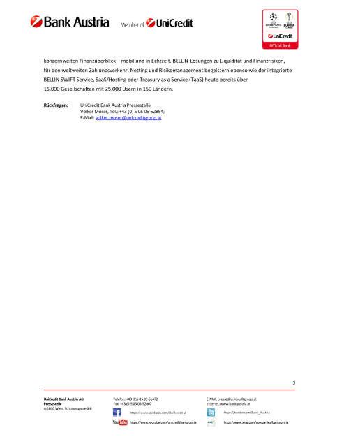 Bank Austria: Kooperation Bellin, Seite 3/3, komplettes Dokument unter http://boerse-social.com/static/uploads/file_1885_bank_austria_kooperation_bellin.pdf (10.10.2016)