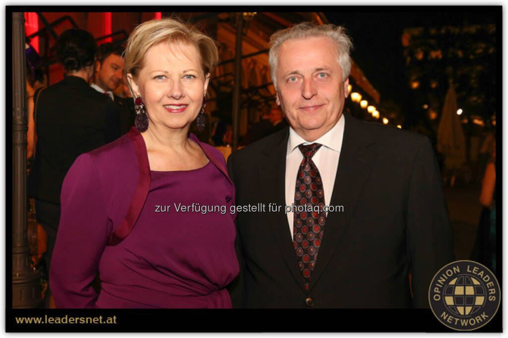 Brigitte Jank, Rudolf Hundstorfer (28.04.2013)