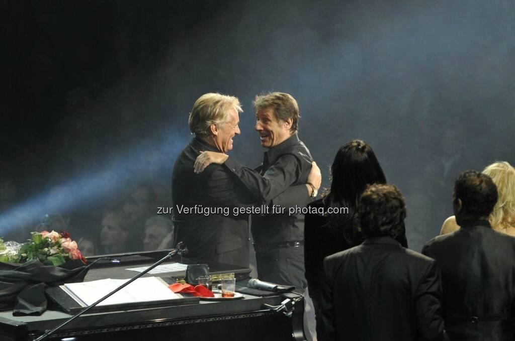 Pepe Lienhard, Udo Jürgens : Eine Hommage an Udo Jürgens am 04. November - Konzert der Pepe Lienhard-Band in St. Pölten : Fotocredit: Cayenne / Archiv Lienhard (14.10.2016)