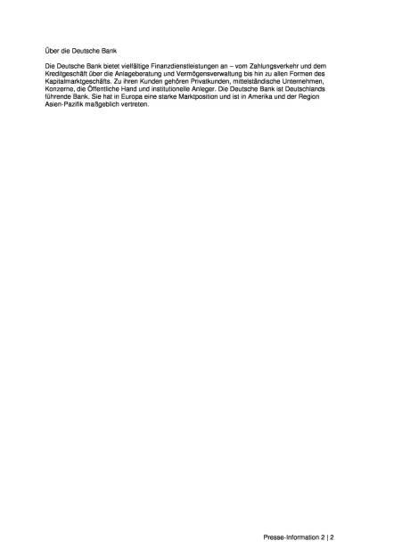 Deutsche Bank: Cash-Management-Umfrage von Euromoney, Seite 2/2, komplettes Dokument unter http://boerse-social.com/static/uploads/file_1902_deutsche_bank_cash-management-umfrage_von_euromoney.pdf (14.10.2016)