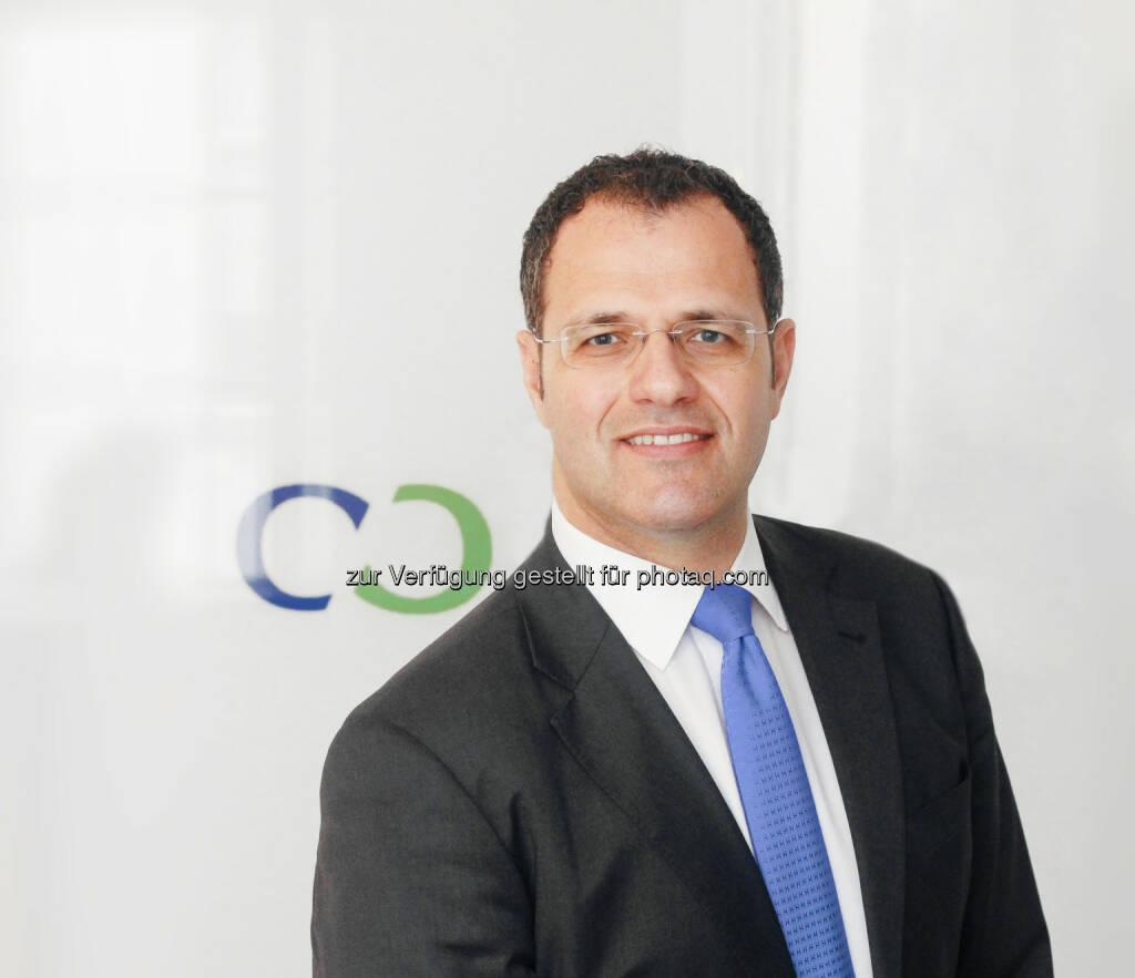Michael Tawrowsky (Country Manager Coface Austria) : Warenexporte aus Lateinamerika bleiben schwach : Kreditversicherer erwartet keine kurzfristigen Verbesserungen : Fotocredit: Coface/Gadnik, © Aussender (14.10.2016)