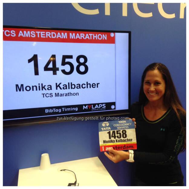 Monika Kalbacher Runplugged in Amsterdam (15.10.2016)