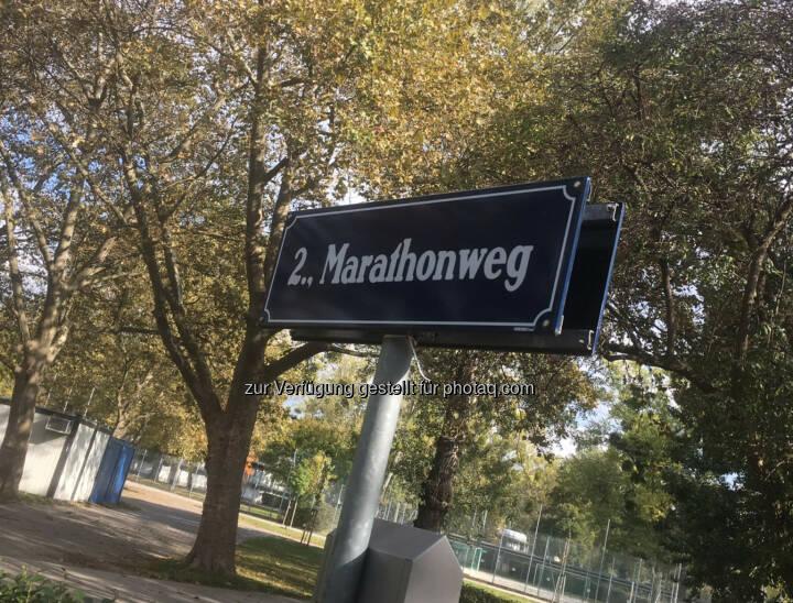 Marathonweg Prater