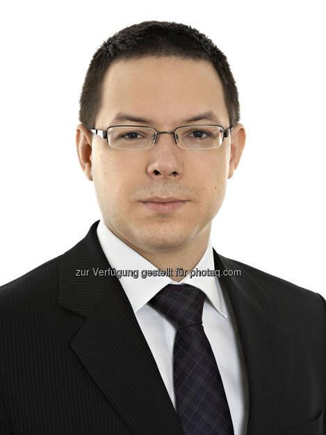 Stefan Paulmayer (Schönherr), steigt vom Senior Associate zum Rechtsanwalt auf. Er ist Mitglied der Practice Group Banking, Finance & Capital Markets (Foto: Schönherr)  (29.04.2013)