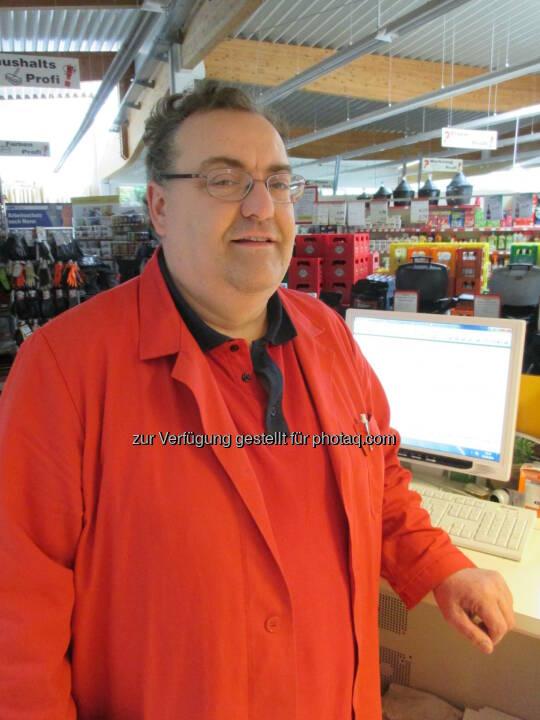 Friedrich Gillhofer (GF Gillhofer) : Gillhofer setzt auf Registrierkassenlösung von Navax : Fotocredit: Gillhofer