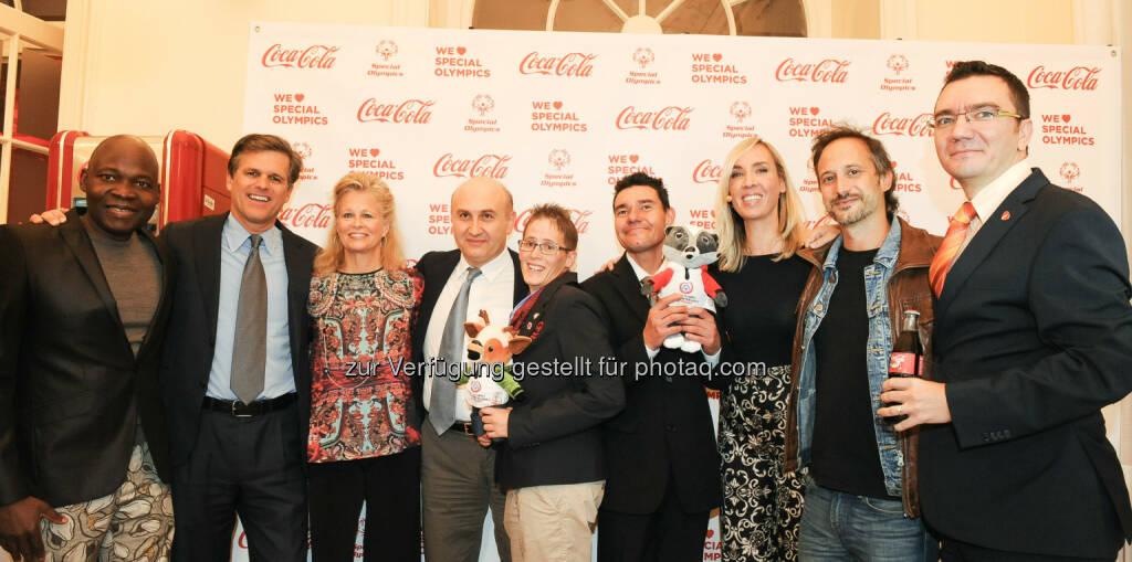 Inklusionsabend, © Coca-Cola/andibruckner.com (18.10.2016)