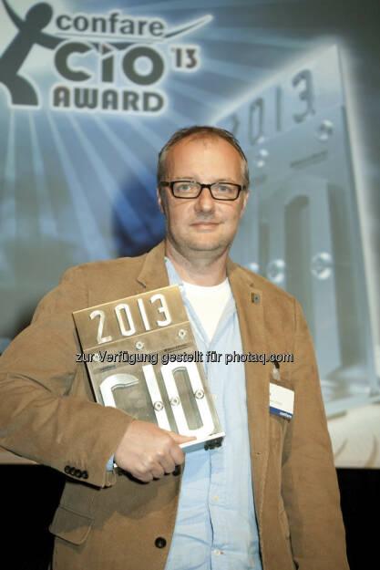 Eric-Jan Kaak (Gewinner des CIO Awards, Blizzard) (29.04.2013)