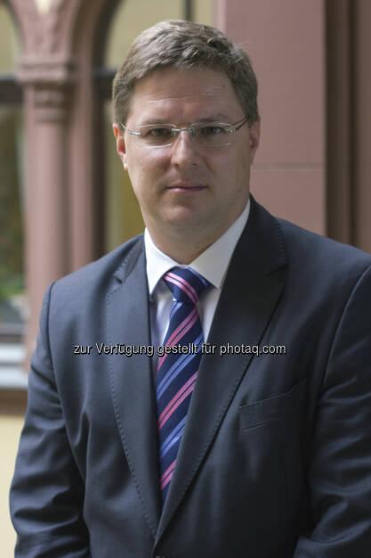 Csongor Németh neuer Leiter des KMU-Geschäfts bei Sberbank Europe AG (c) Aussendung (30.04.2013)