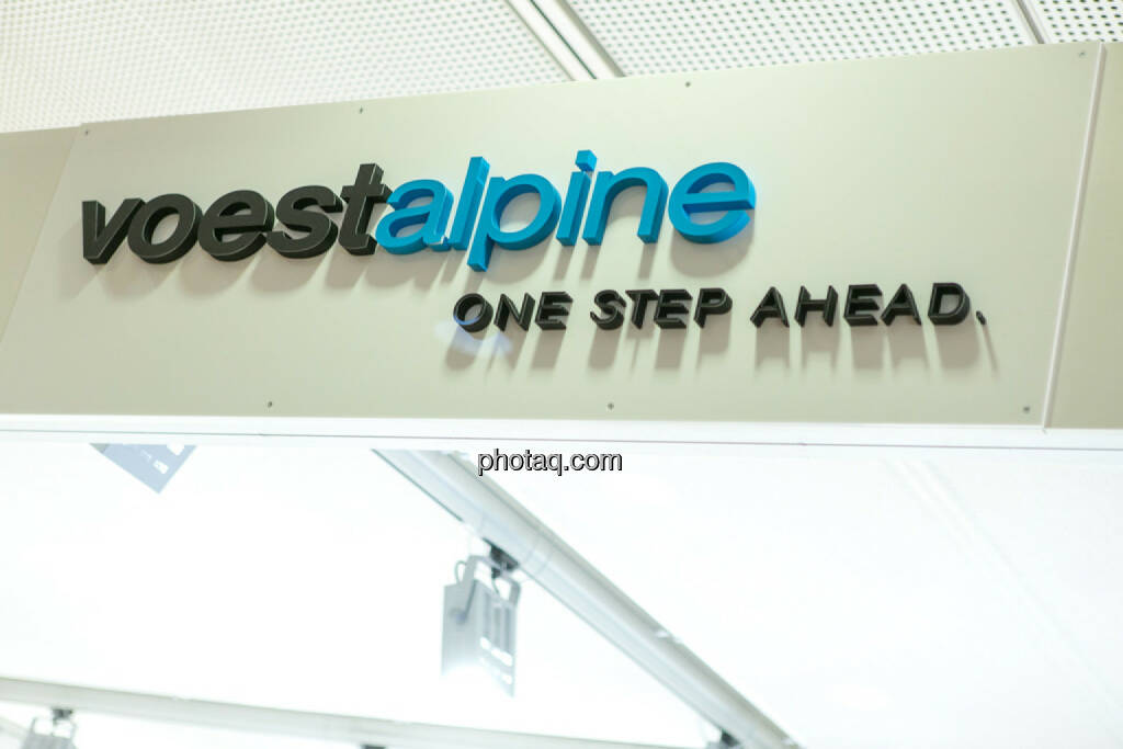 voestalpine, © Martina Draper/photaq (20.10.2016)