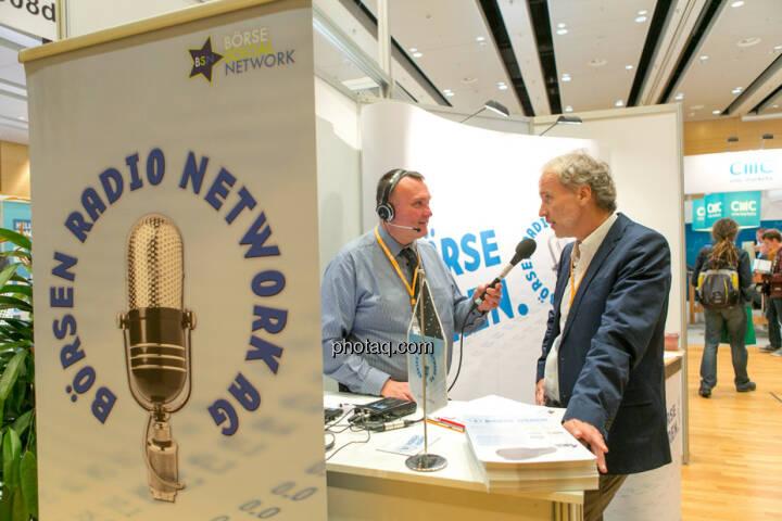 Peter Heinrich (Börsenradio), Christian Drastil (BSN)