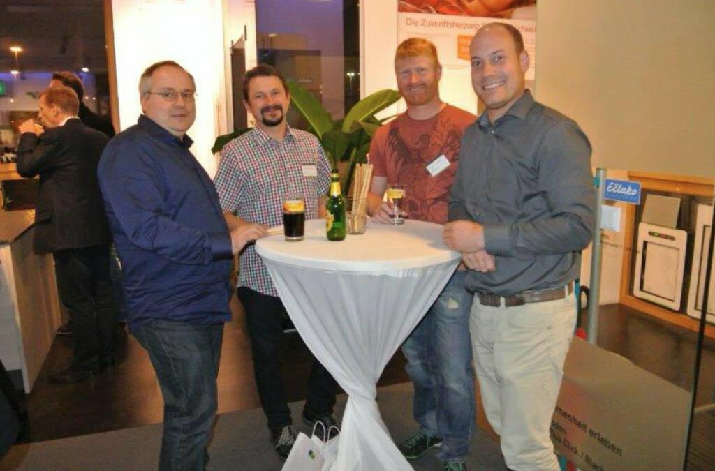 Franz Wolflehner, Josef Bertl und Andreas Kraus Stora Enso Wood Products GmbH, Patrick Zehethofer Cleen Energy , &copy; <a href=