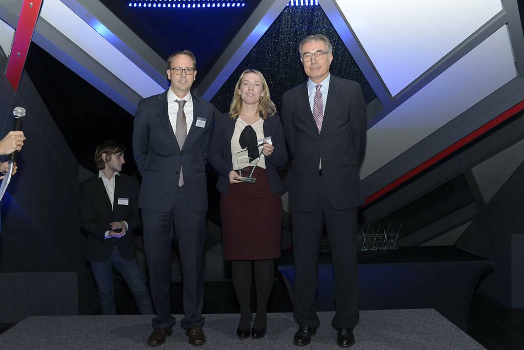 """Susanne Reindl (Telekom AG) als """"IR-Rookie"""""""