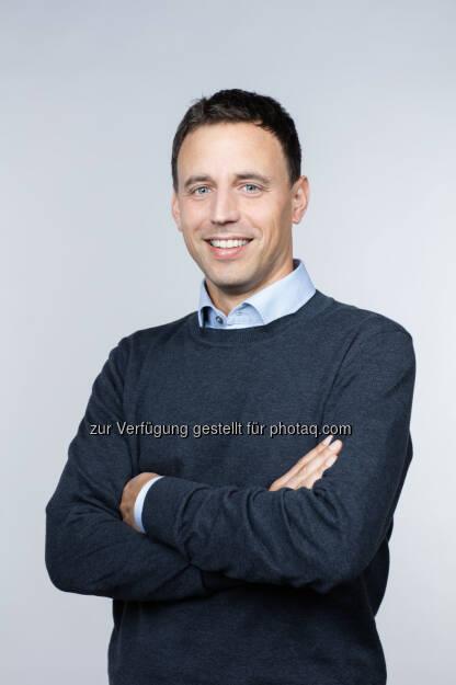 Harald Mayer /Web-Experte) wird mit 1. Jänner 2017 Leiter des neuen APA-medialab und Chief Digital Officer der APA : Fotocredit: APA/Ian Ehm, © Aussender (24.10.2016)