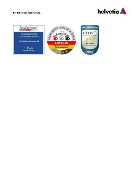 Helvetia Investmenttage 2016: Hochwertige Weiterbildung für Finanzdienstleister, Seite 3/3, komplettes Dokument unter http://boerse-social.com/static/uploads/file_1923_helvetia_investmenttage_2016_hochwertige_weiterbildung_fur_finanzdienstleister.pdf