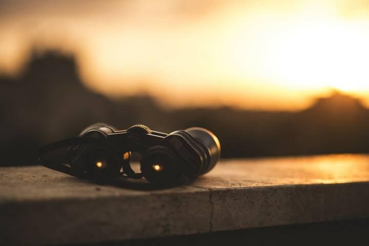 Ausblick, Fernglas, Horizont, Zukunft, Fokus - (Bild: Pixabay/Unsplash https://pixabay.com/de/ferngläser-blick-fokus-optische-1209892/ )