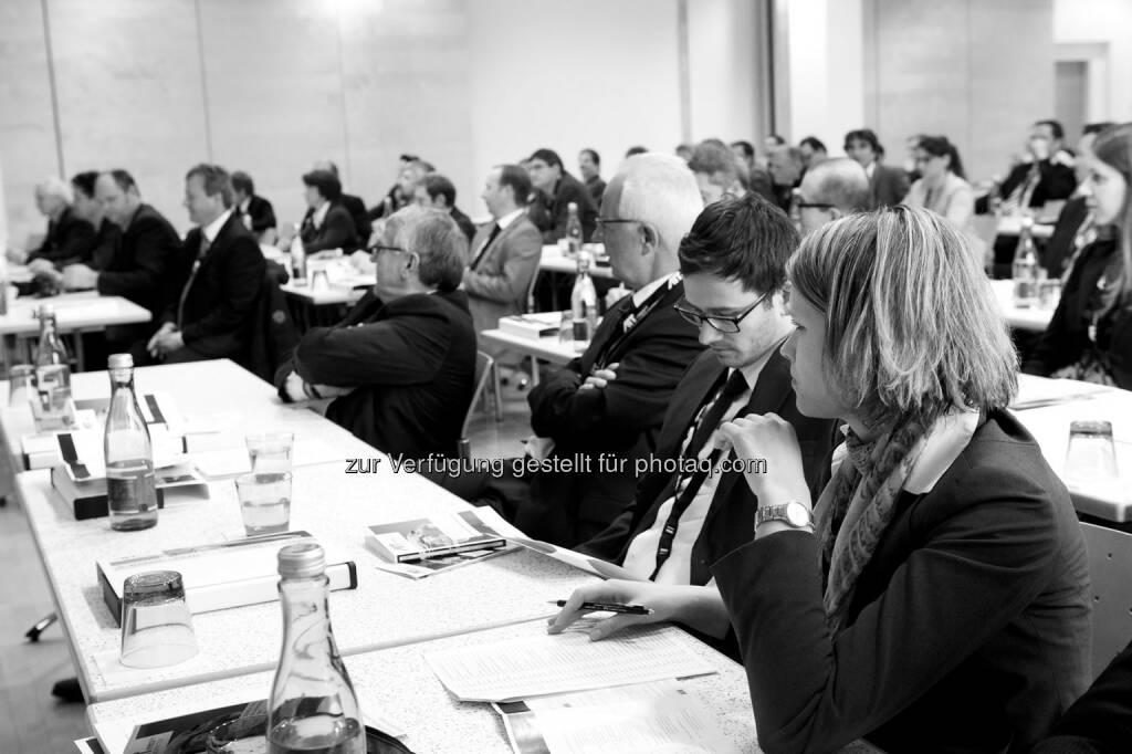 9. Ranshofener Leichtmetalltage vom 9. bis 10. November 2016 im Kongress & TheaterHaus Bad Ischl - Strategien für nachhaltige Entwicklung im Leichtbau bei einem zweitägigen Fachaustausch: Fotocredit: AIT