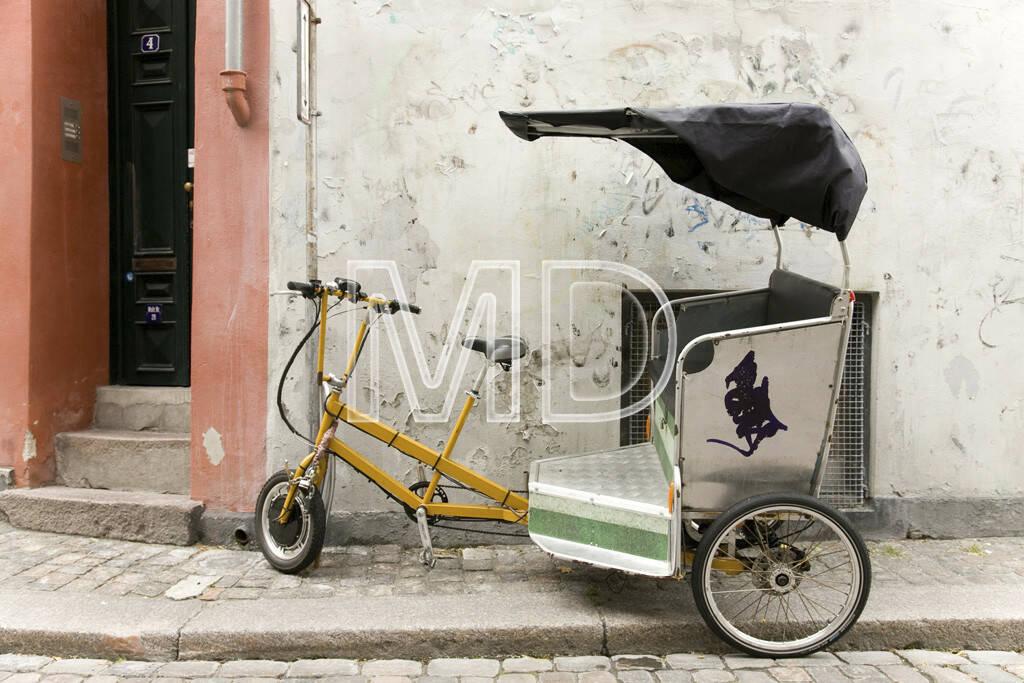 Fahrräder, © Martina Draper (30.04.2013)
