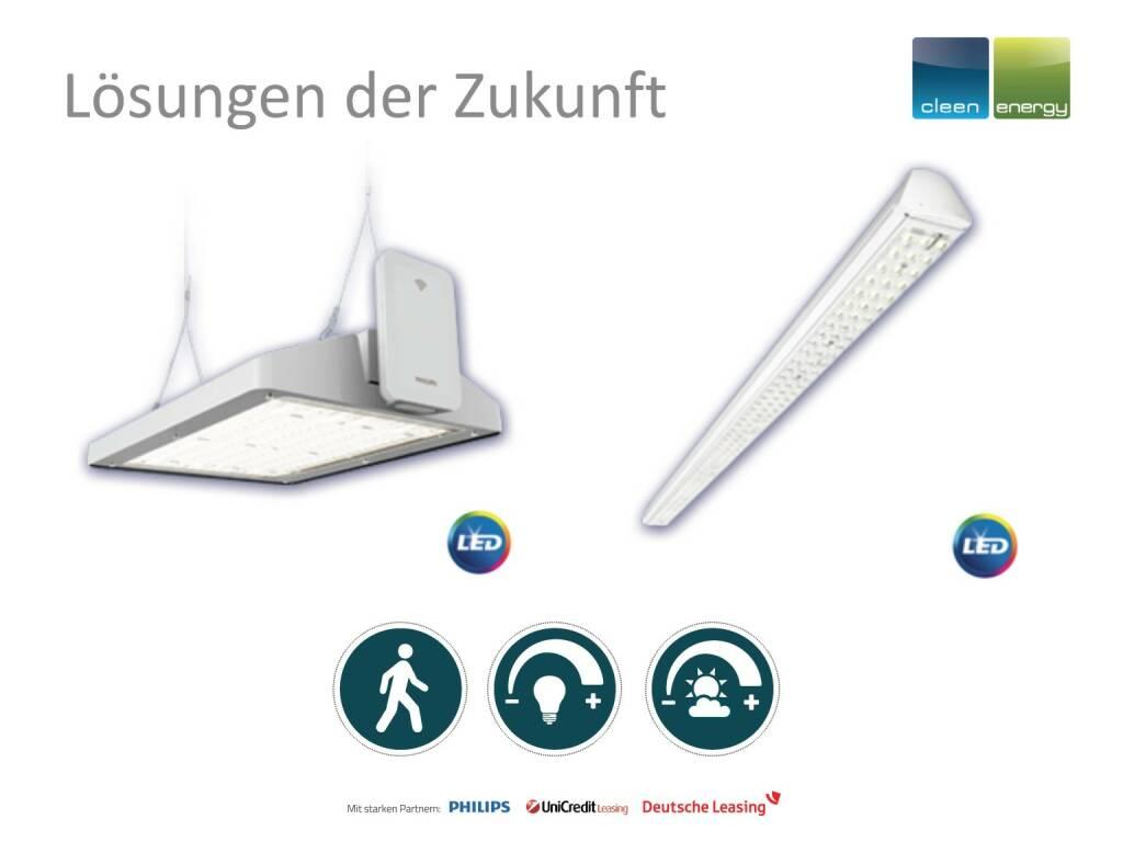 Cleen Energy - Lösungen der Zukunft (25.10.2016)