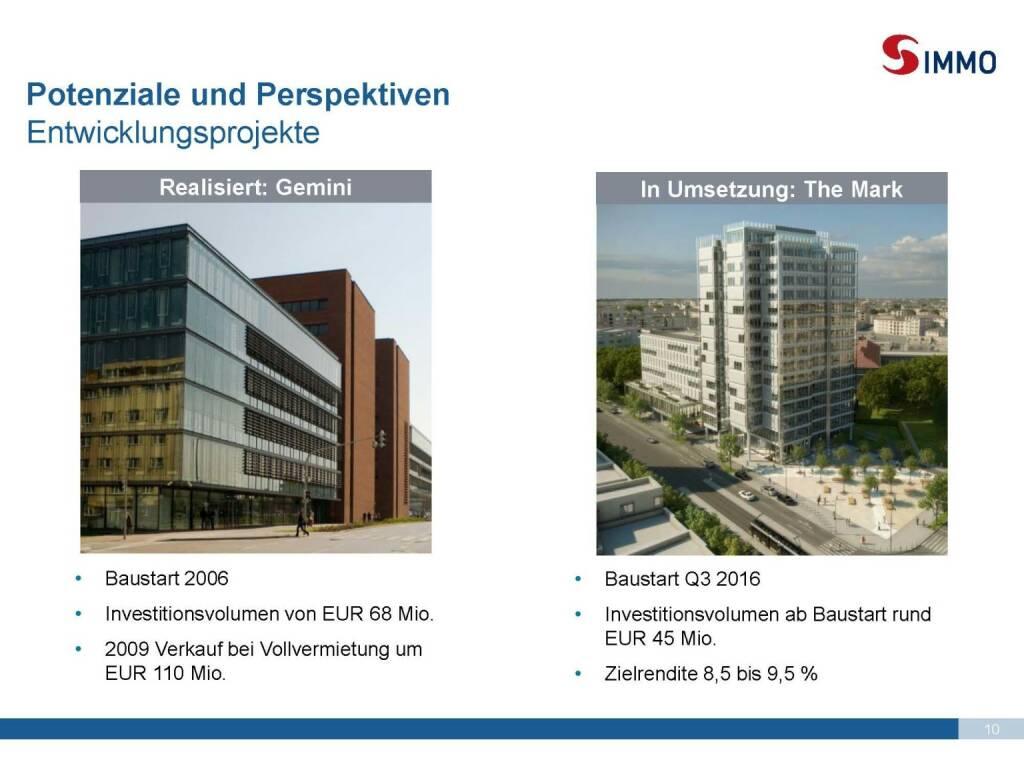 S Immo - Potenziale und Perspektiven (25.10.2016)