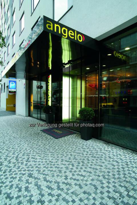 angelo Hotel : Warimpex verkauft angelo Hotel in Prag an einen tschechischen Privatinvestor - die CIMEX-Gruppe : Fotocredit ©Vienna House
