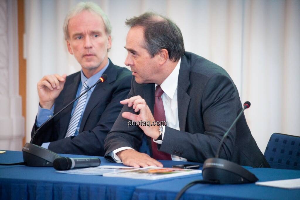 Christian Drastil (BSN), Wolfgang Matejka (Matejka & Partner), © Michaela Mejta (25.10.2016)