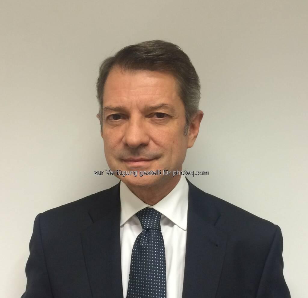 Fabio Fornaroli übernimmt den Bereich österreichischer und multinationaler Konzerne in der Bank Austria : Fotocredit: UniCredit Bank Austria, © Aussender (27.10.2016)