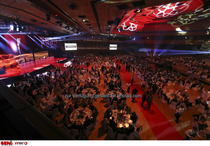 Lotterien Gala Nacht des Sports Photo: GEPA pictures/ Hans Oberlaender