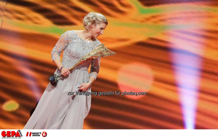 Eva Maria Brem (AUT) Photo: GEPA pictures/ Philipp Brem