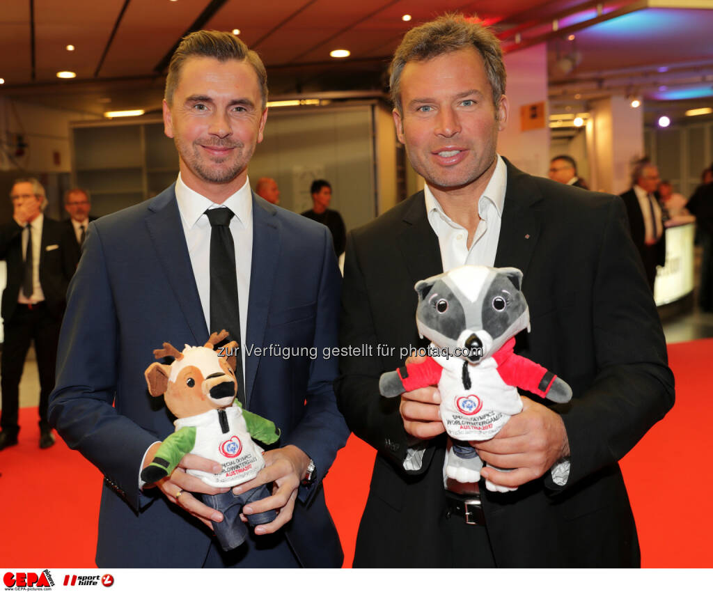 Guest and Hannes Trinkl Photo: GEPA pictures/ Walter Luger (28.10.2016)