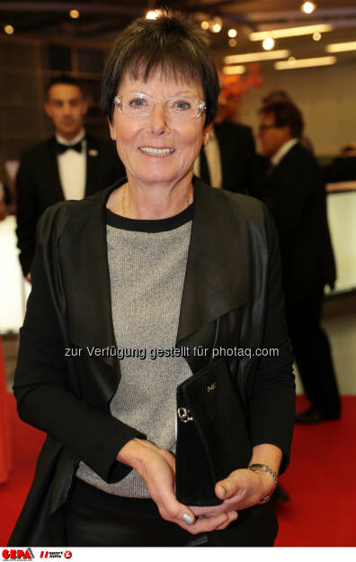 Annemarie Moser-Proell (AUT) Photo: GEPA pictures/ Walter Luger (28.10.2016)