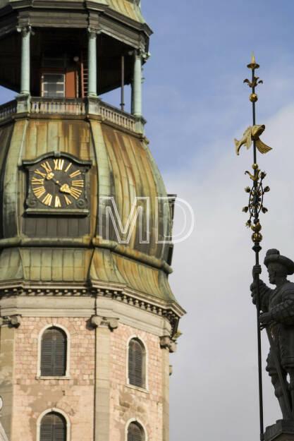Kirchturm, © Martina Draper (02.05.2013)