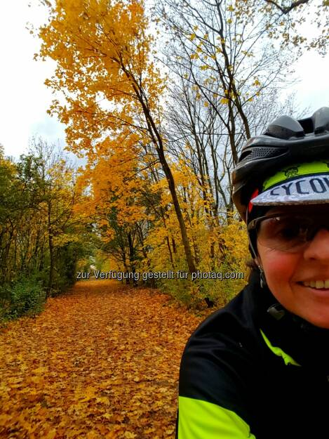 selfie on bike (29.10.2016)
