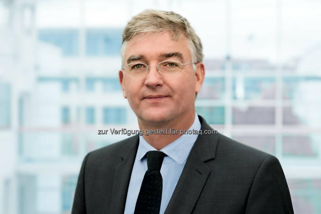 Martin Seeger neuer Vorsitzender der Geschäftsführung und CEO bei Lahmeyer (Bild: Lahmeyer International GmbH), © Aussender (02.11.2016)