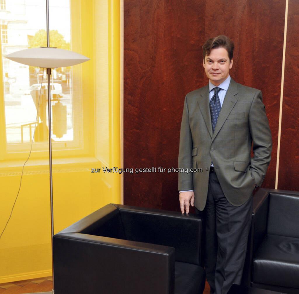 Christoph Neumayer, IV-Generalsekretär, kommentiert für das Fachheft 8 http://www.christian-drastil.com/fachheft-info/ (c) Markus Prantl/IV (02.05.2013)